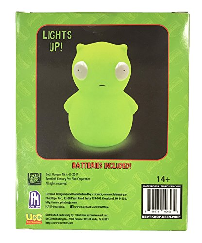 Kuchi Kopi Night Light Ikea Bobs Burgers Kuchi Kopi Night Light 5 Vinyl Toy Figure