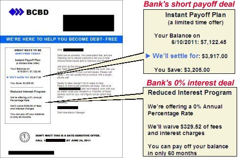 How To Reduce Credit Card Interest to Zero Percent With No Effect on