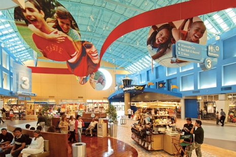 Florida39s Sawgrass Mills The United Nations Of Shopping