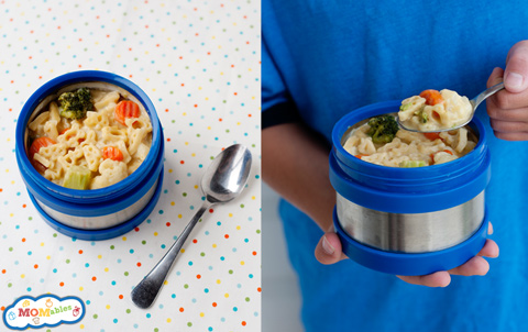 School Lunch Project Veggie Mac Cheese Thermos Huffpost