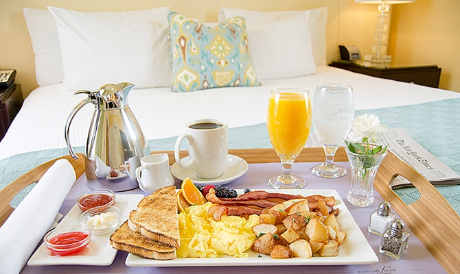 America39s Most Popular Room Service Items Huffpost