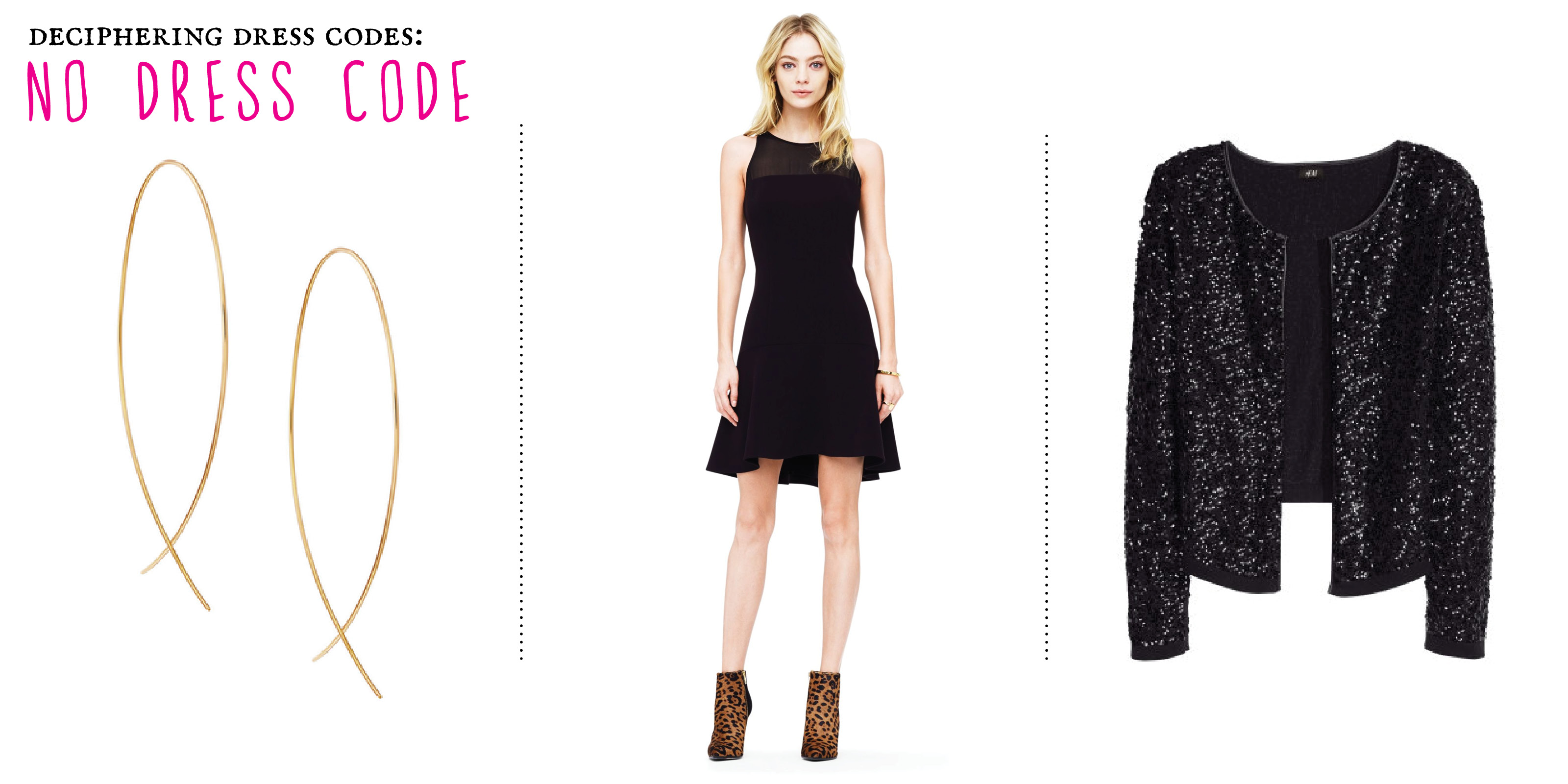 Party Chic Deciphering Cryptic Holiday Dress Codes Huffpost Life