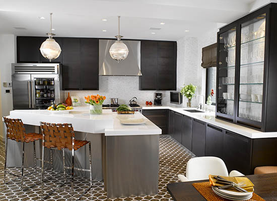 5 Tips to Design the Perfect Transitional Kitchen HuffPost - transitional kitchen design
