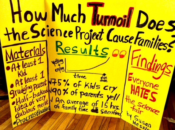 That Fake Science Fair Poster That Went Viral? I Made It Here\u0027s Why