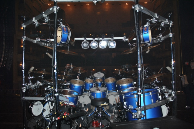 Drum Set Wallpaper Hd Dream Theater Brings It On Huffpost