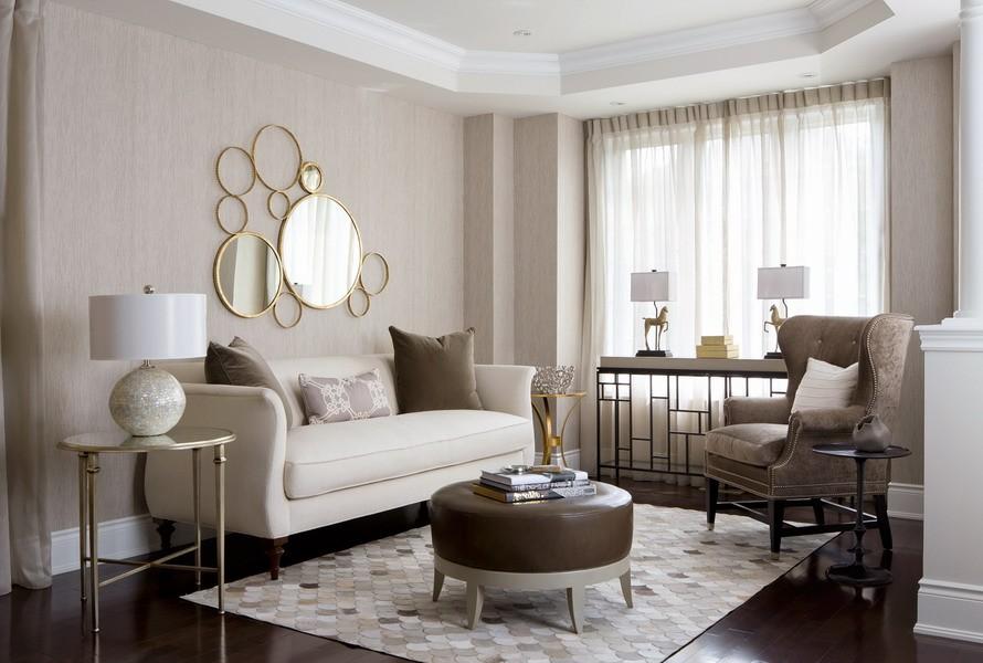 Neutral Debates Grey vs Beige in Your Decor - gray and beige living room