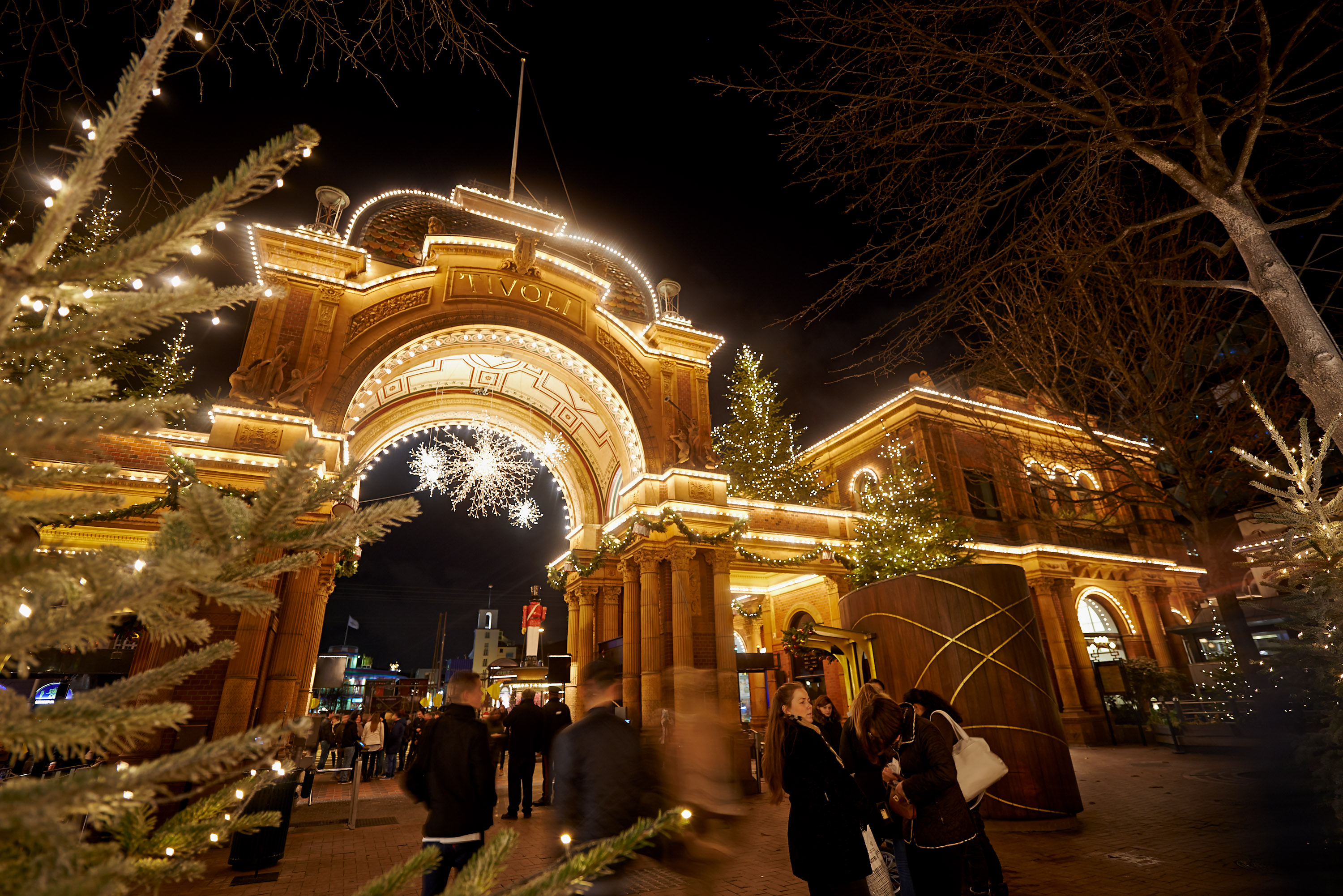 Tivoli Amusement Park Netherlands Nine Totally Unique Christmas Markets In Europe