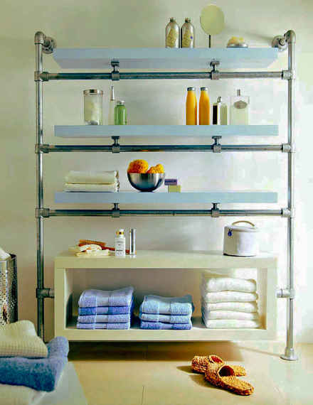 15 Genius IKEA Hacks To Turn Your Bathroom Into a Palace HuffPost - badezimmer do it yourself