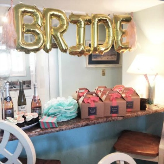 Bachelorette Decor What's Trending For Bachelorette Parties This Summer
