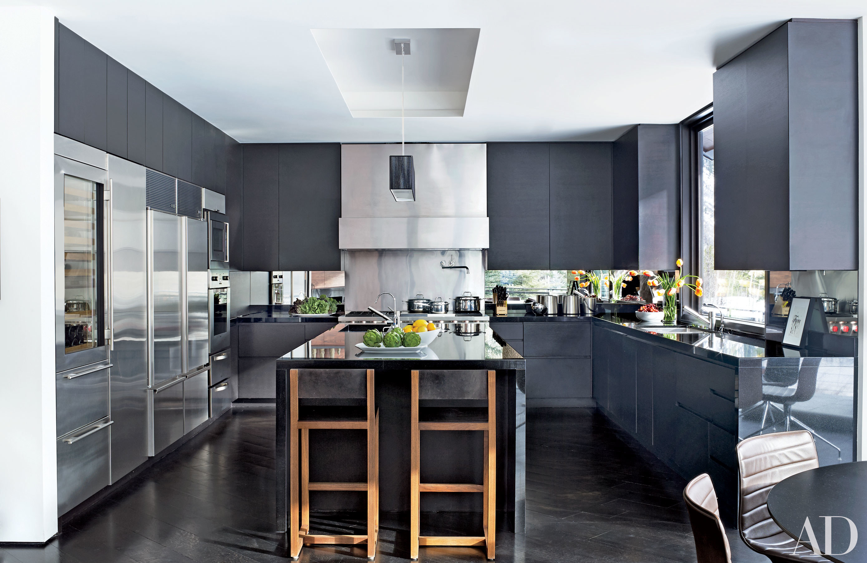 Amazing Kitchens Designs Before 43 After Amazing Kitchen Makeovers Huffpost