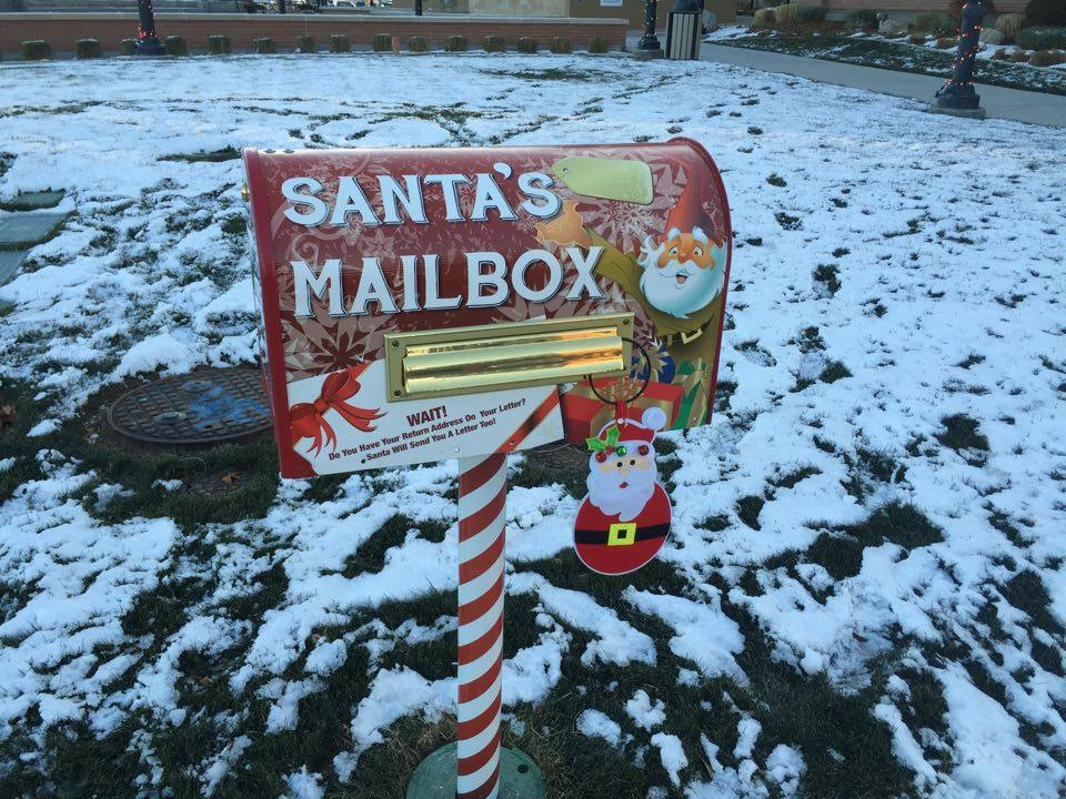 Santa Mail 2015 How and Where to Send Your Letters to Santa Claus