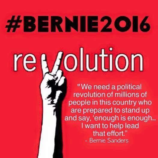 Bernie Sanders' Theory of Change
