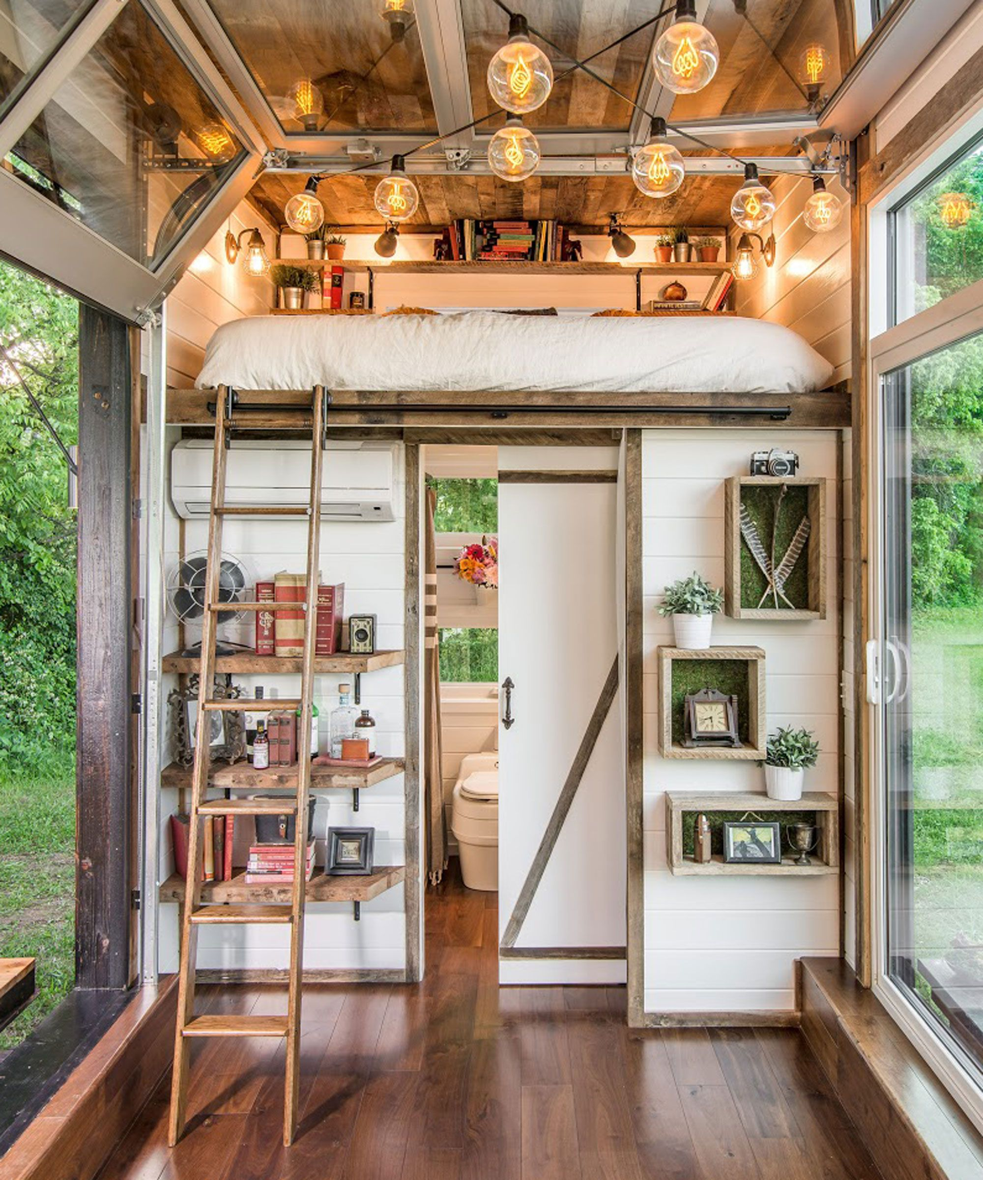 Tiny House Interieur This Gorgeous Tiny House Is Proof That Size Doesn 39t Matter