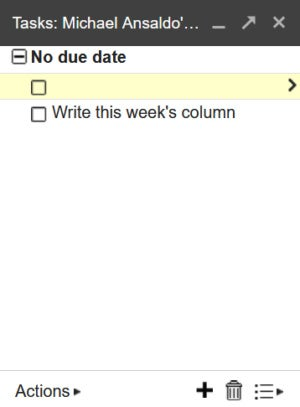 How to use Gmail\u0027s Google Tasks as your daily to-do list PCWorld