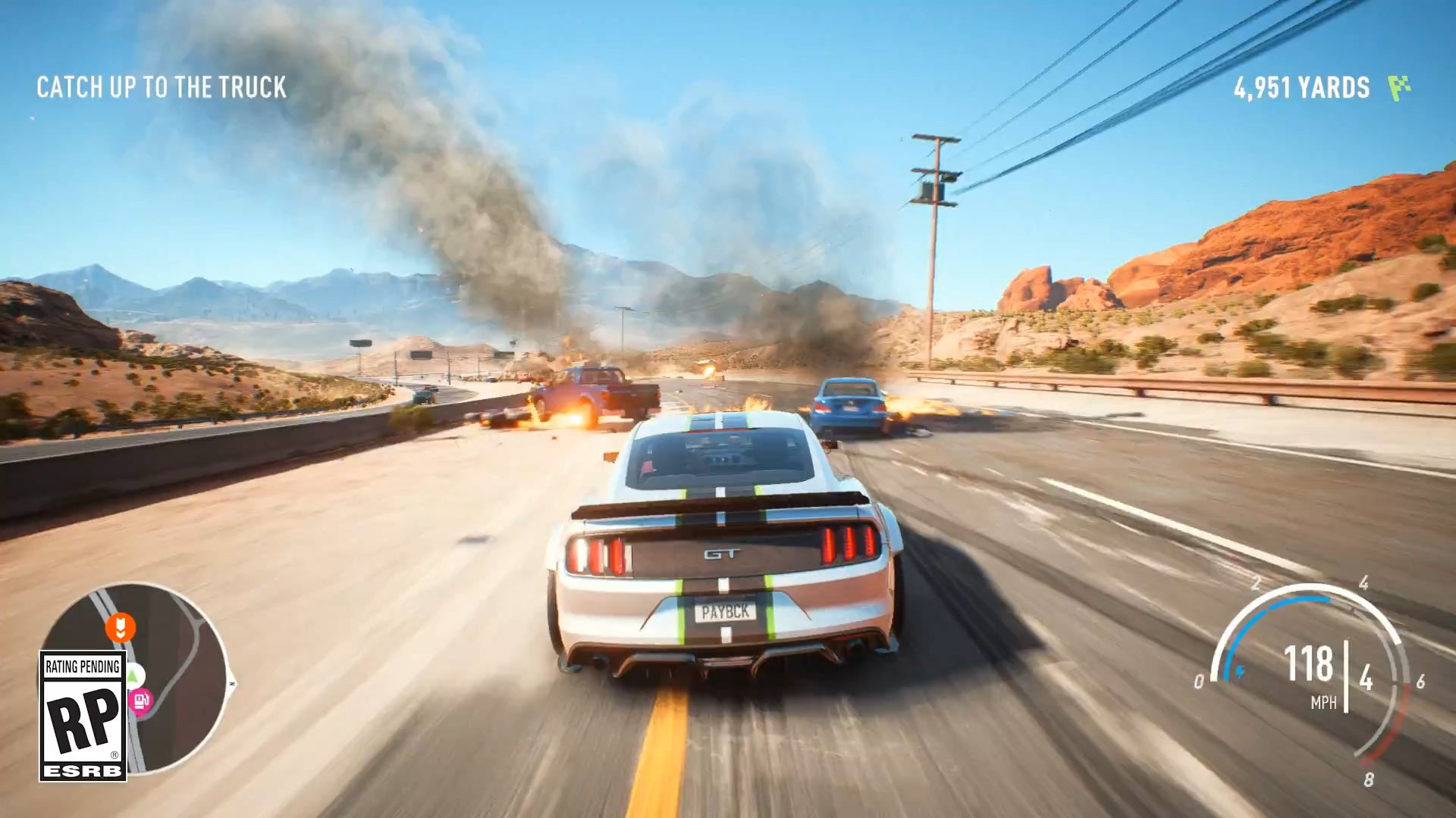 Hd Nfs Cars Wallpapers Need For Speed Payback Highway Heist Trailer Idg Tv