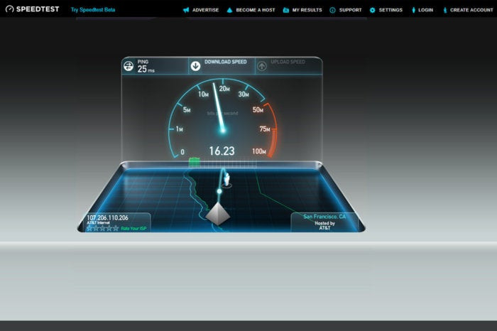 Speedtest How To Test Your Home Internet Connection Speed | Pcworld