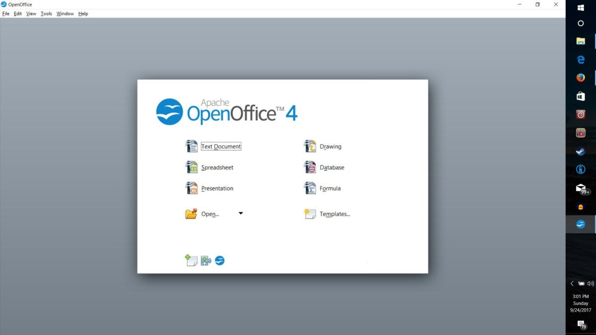 Apache Open Office review The original Office alternative PCWorld