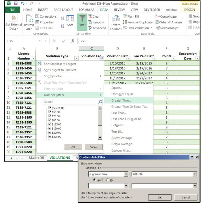 Excel Pivot Tables How to create better reports PCWorld