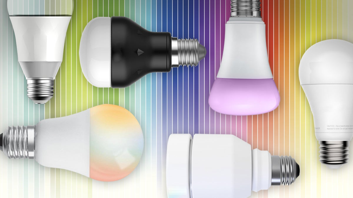 Lightbulb Lights Best Smart Light Bulbs 2019 Reviewed And Rated Techhive