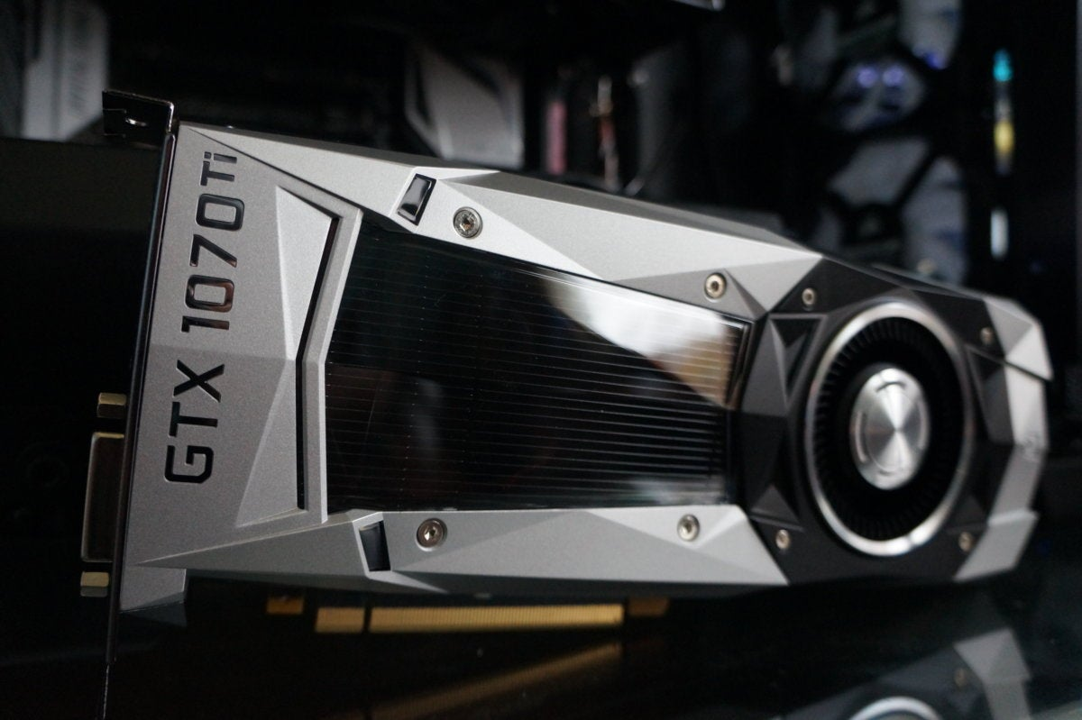 Nvidia GeForce GTX 1070 Ti review The best 1440p graphics card