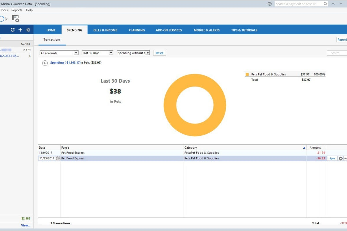 Quicken Deluxe review The dominant budgeting software still has