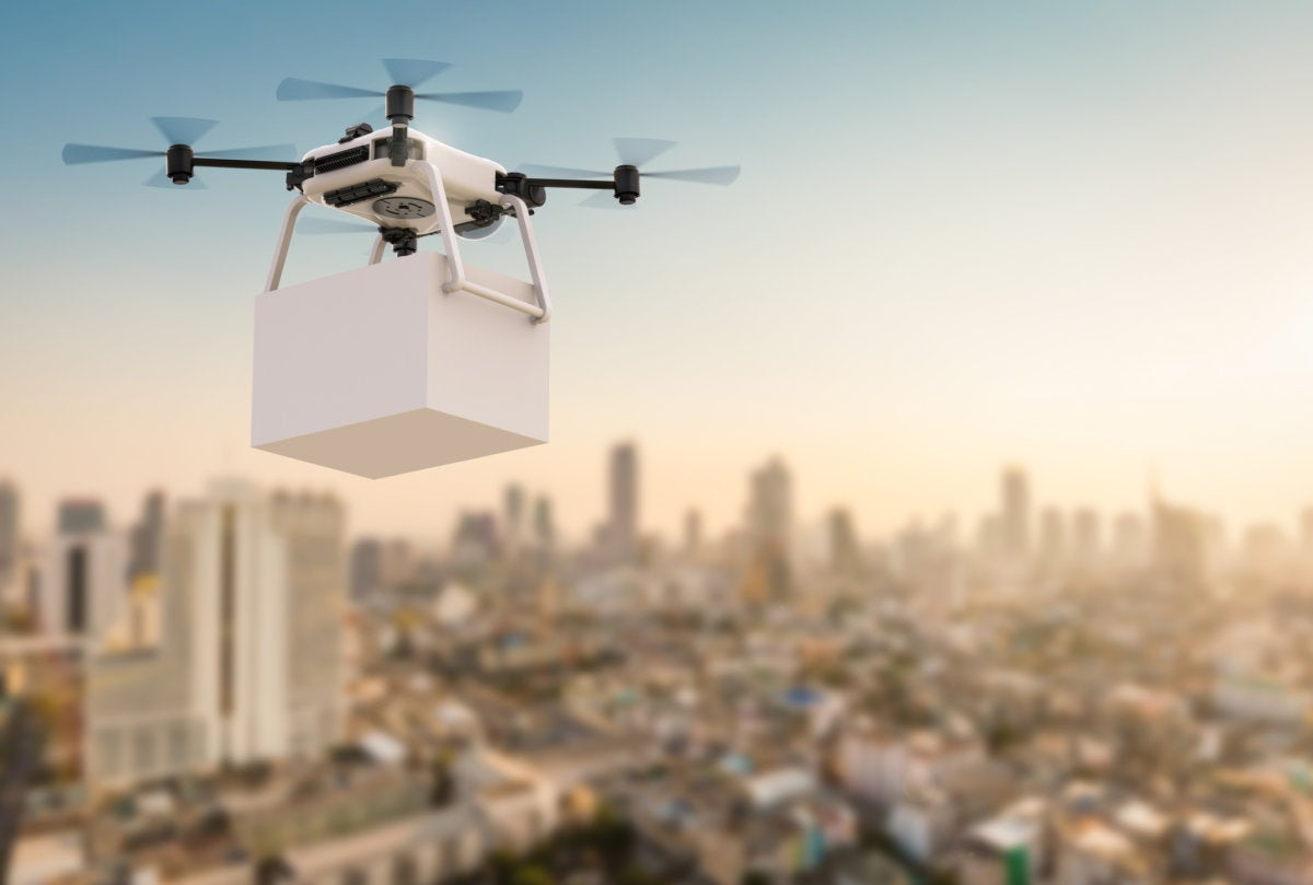 Drones in the supply chain the evolving drone landscape and