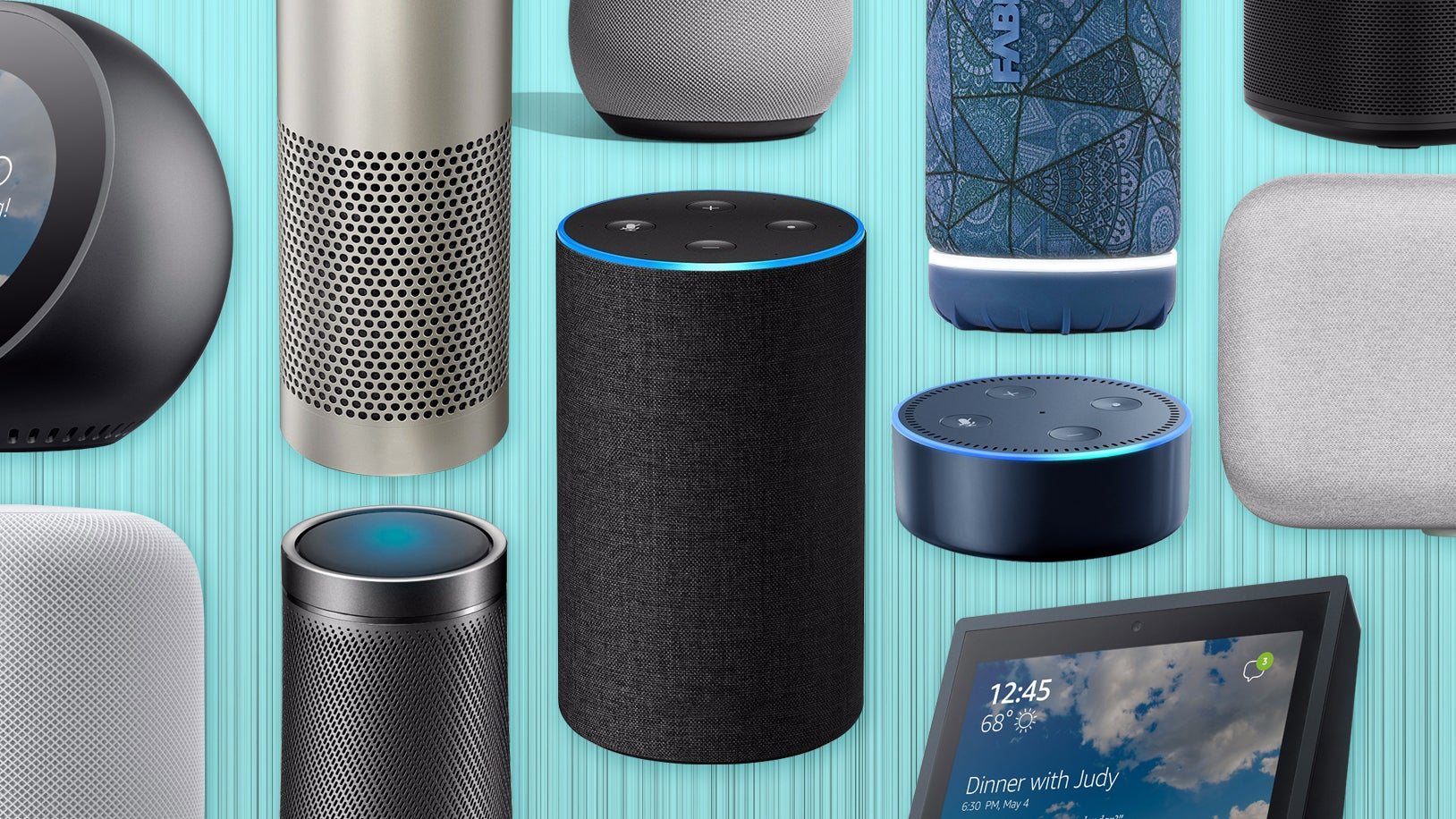 Nice Speakers For Room Best Smart Speakers Of 2019 Reviews And Buying Advice Techhive