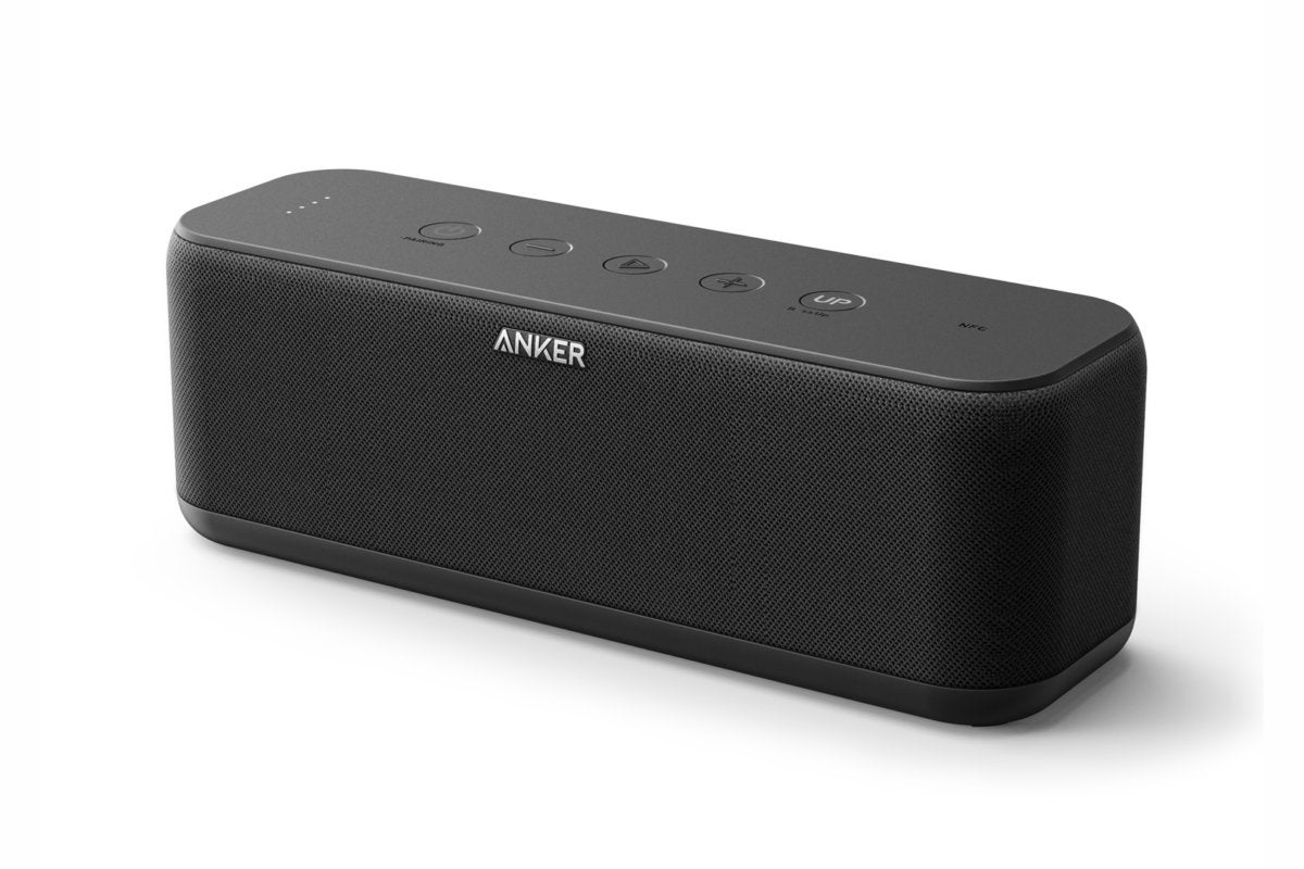 Box Bluetooth Anker Soundcore Boost Bluetooth Speaker Review This Little Box