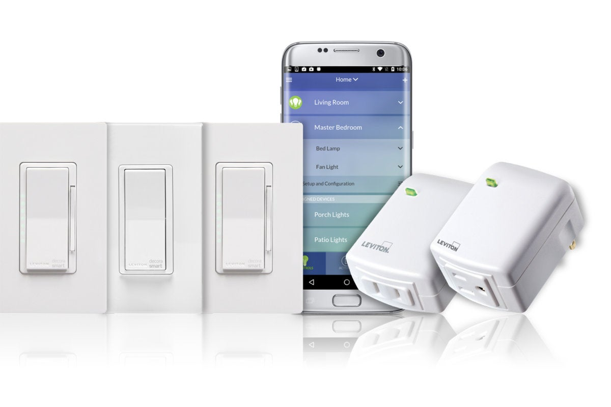 Product Smart Leviton Decora Smart Wi Fi Review Recent Upgrades Pile On The