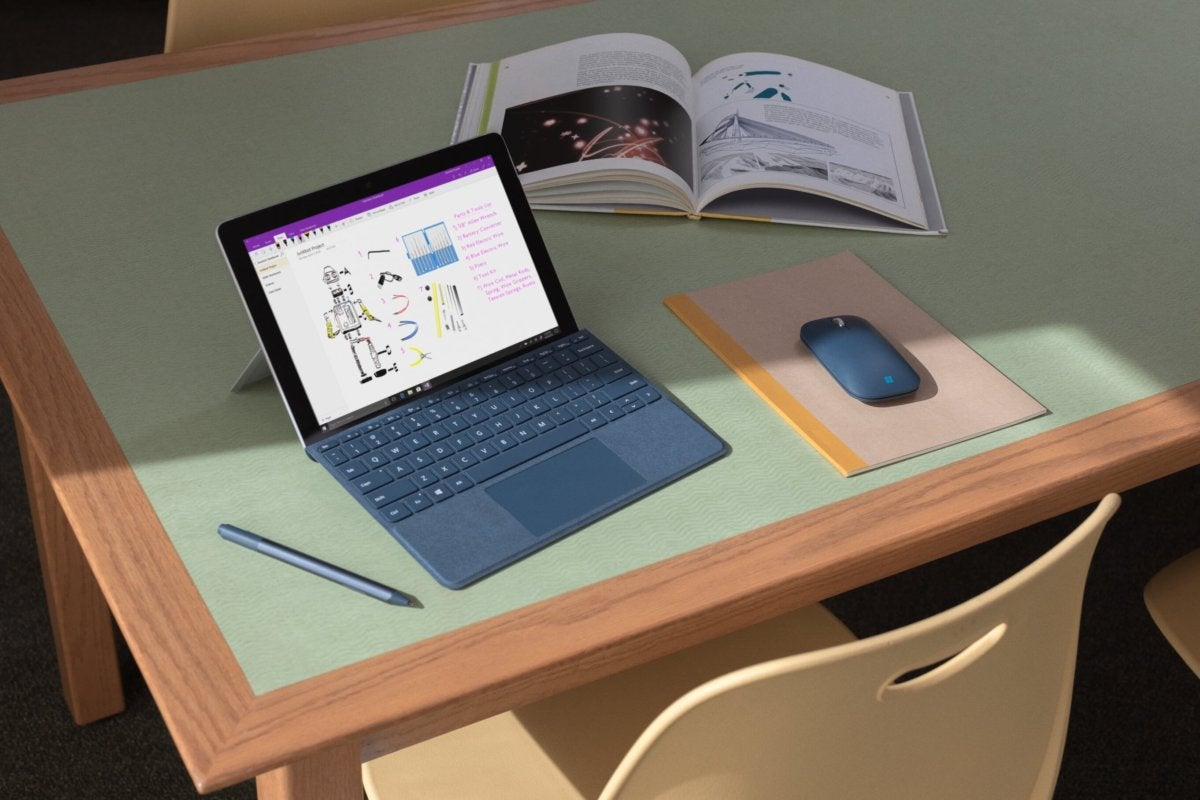 3 reasons why Microsoft\u0027s Surface Go beats Apple\u0027s iPad (and 3 - microsoft surface support number