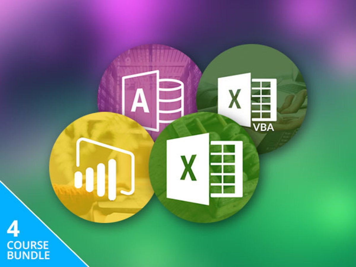 Learn Microsoft Power BI, Excel, VBA, and Access For $29 PCWorld
