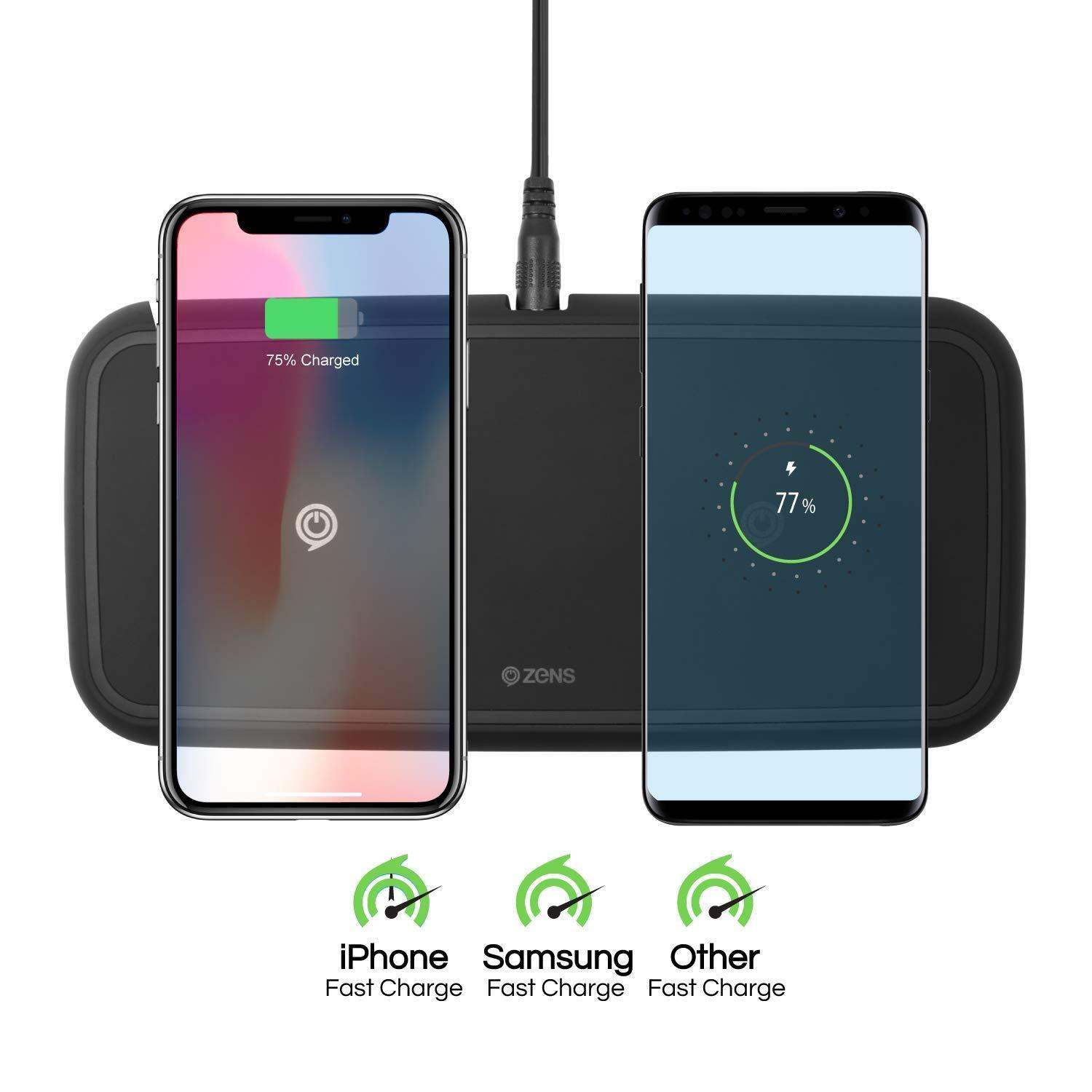 Stylish Charging Station 16 Multi Device Wireless Chargers To Replace Apple S Defunct