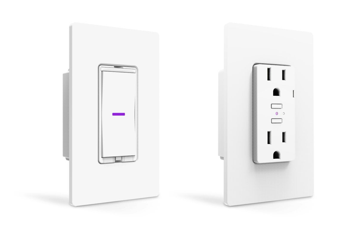 Dimmer Switch Idevices Dimmer Switch And Wall Outlet Review Smart Home Control