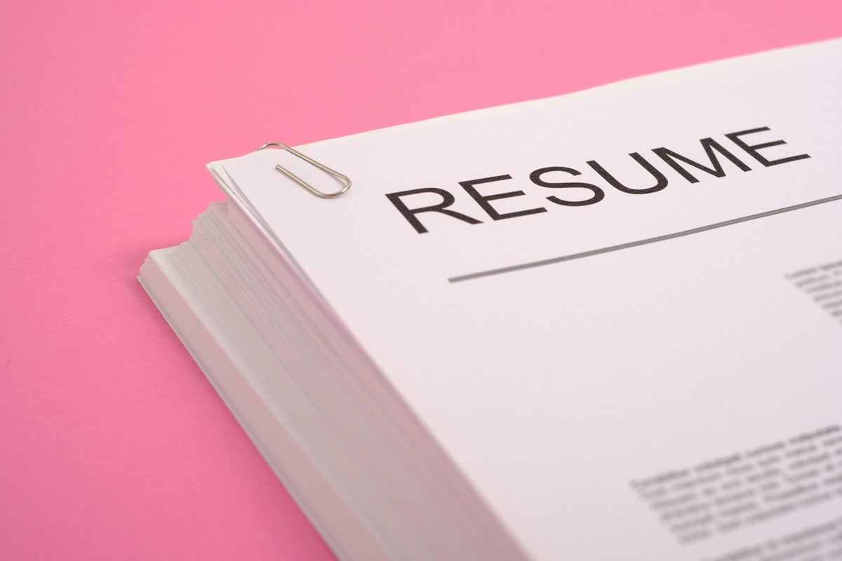 IT Resume Makeover Showcasing skills for the private sector CIO