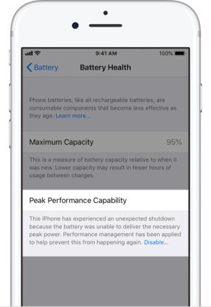 How\u0027s your iPhone battery health? Use the Battery settings to find