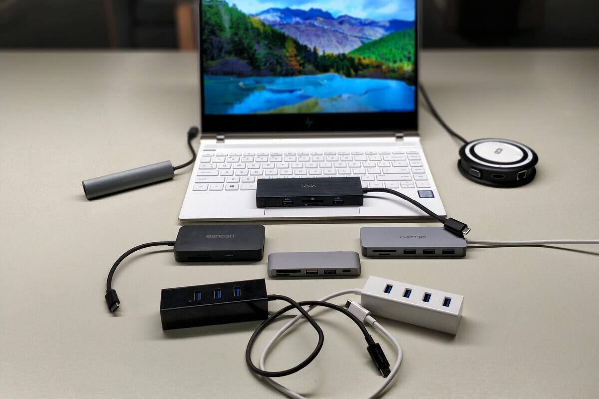 Usb C Best Usb-c Hubs For Your Laptop Or Tablet | Pcworld