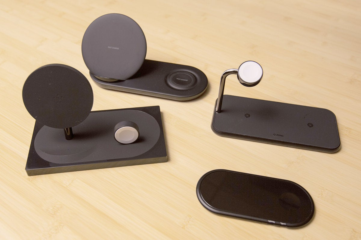 Handy Qi Review 4 Wireless Chargers For Both Smartphone And Watch One Of