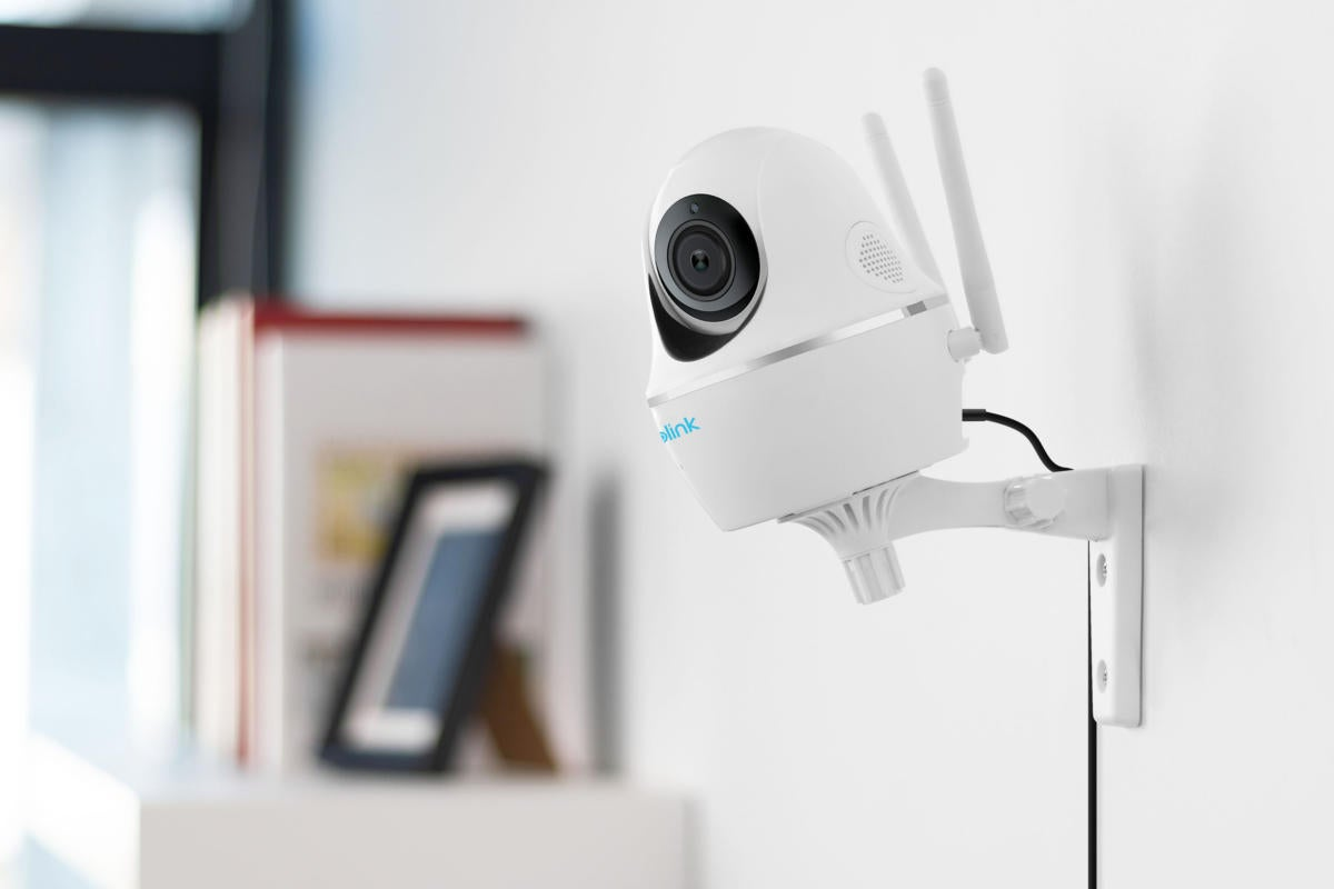 Reolink C2 Pro review This 5-megapixel pan/tilt security camera