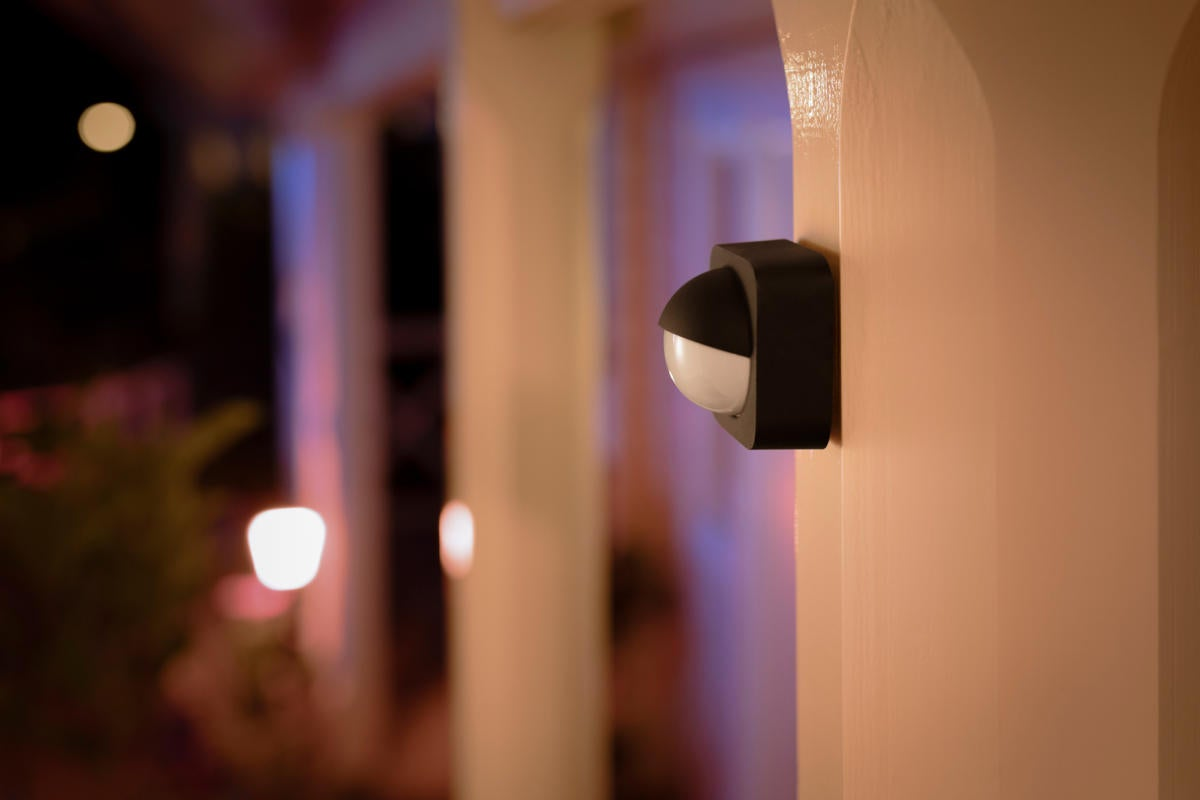 Motion Detector Lights Outdoor Philips Hue Outdoor Motion Sensor Review A Must Have Accessory