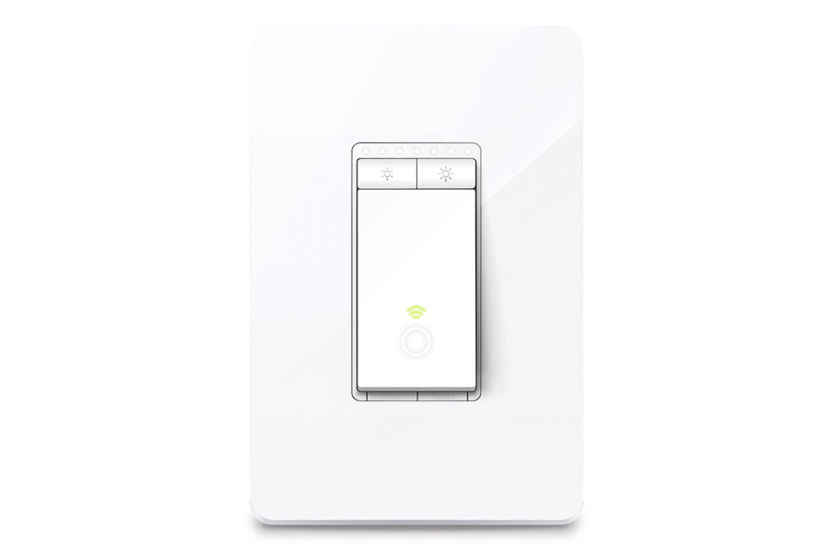 Dimmer Switch Tp Link Smart Wi Fi Light Switch Dimmer Hs220 Review A Solid