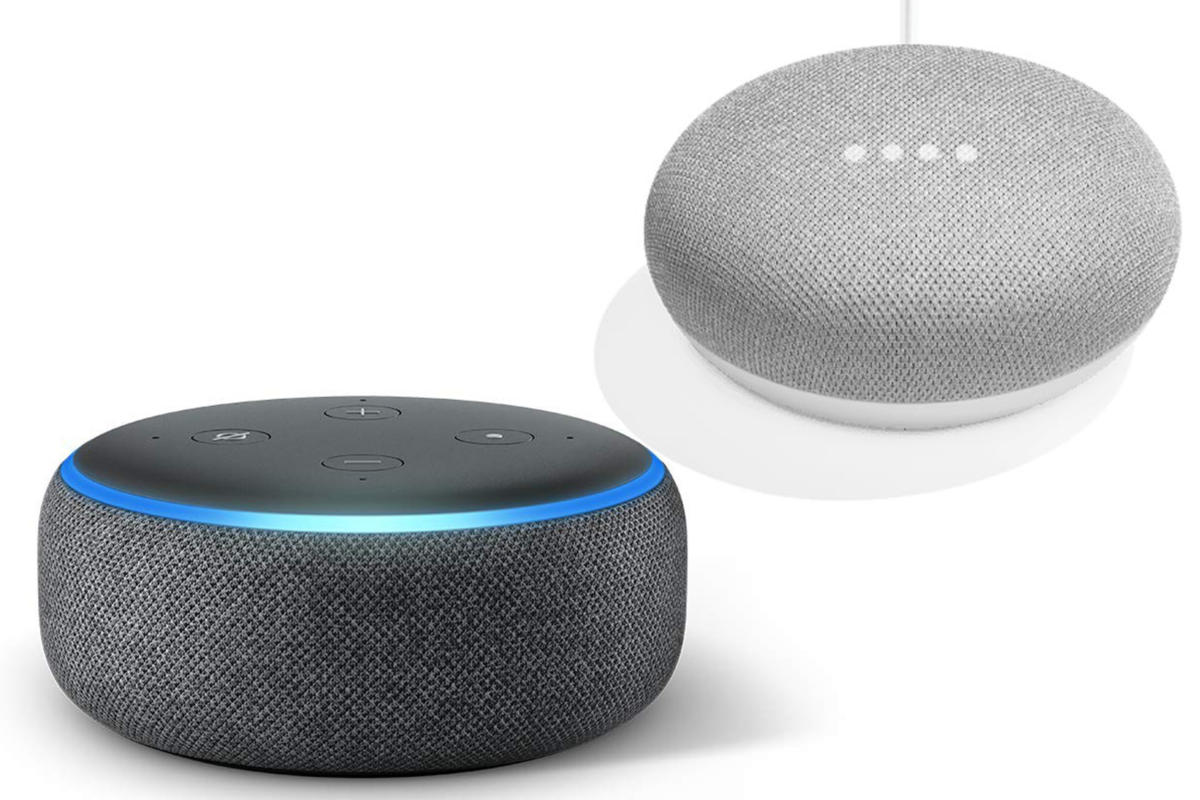 Echo Dot Installation Bring A Little Smarts Into Your Home With Deep Discounts On The