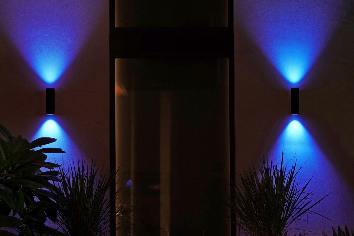 Philips Hue Unwraps Three New Outdoor Lights Designed To Show Off Your Home And Garden Techhive