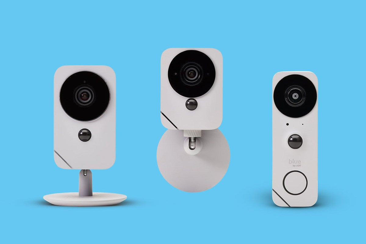 Blue By Adt Adt S First Diy Home Security Effort Is Off To A Good Start Techhive