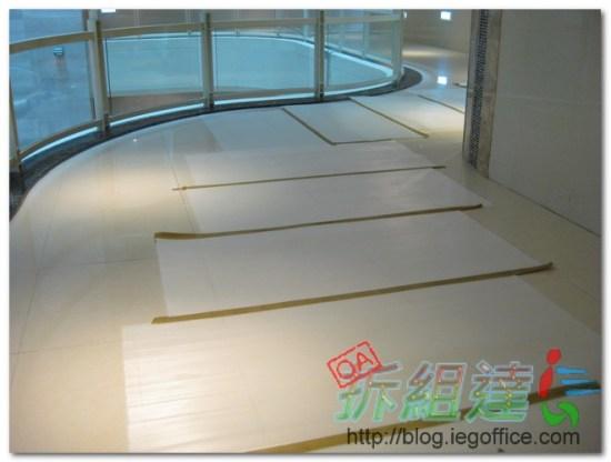 走道 电梯保护工程 拆组达人 oa办公居家装修装潢设计专家高清图片