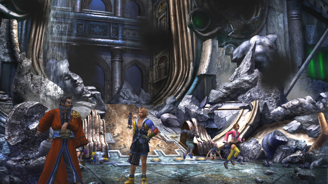 X X 2 Final Fantasy X X 2 Hd Remaster Press Kit