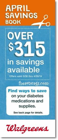 i heart wags april 2014 coupon book 03/30-04/26 - Coupon Book Printing