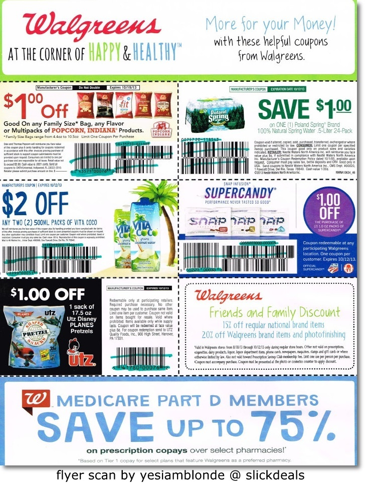 i heart wags friends \ family coupon flyer - coupon flyer