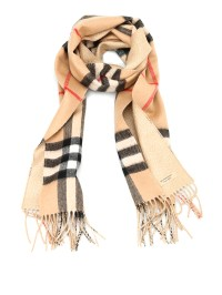 Reversible cashmere scarf by Burberry - scarves | iKRIX
