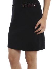 Michael Kors - Embellished sleeveless dress - cocktail ...
