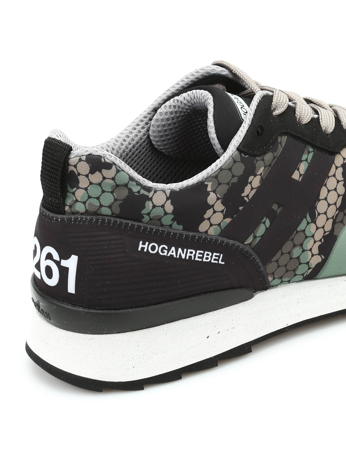 Hogan Rebel Hogan Rebel Running R261 Sneakers Trainers